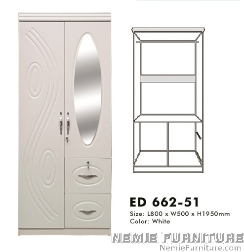 Nemie Furniture » Wardrobes / Chest of drawers / Coat stands ... on