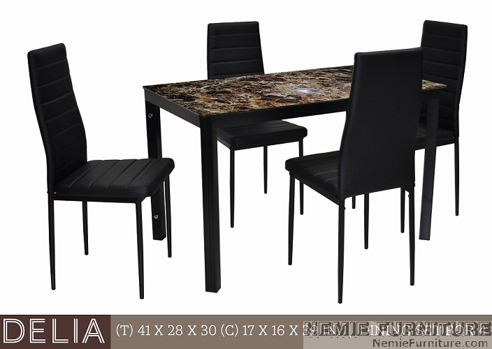 Nemie Furniture Dining Sets Breakfast Sets Coffee Sets Folding Tables Canteen Tables