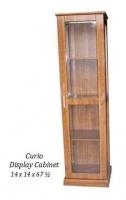 Model: CURIO DISPLAY CABINET