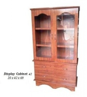 Model: DISPLAY CABINET 42