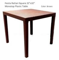 Model: FIESTA RATTAN TABLE