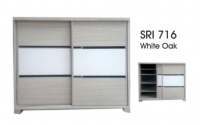 Model: SRI 716 white ash oak