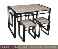 Model: DANSON  (4's)