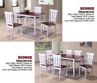 Model: EUNICE  (4's & 6's)