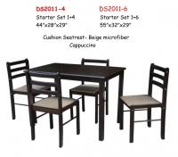 Model: DS-2011  (4's & 6's)