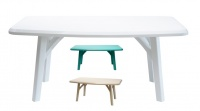 Model: 1801 OVAL TABLE