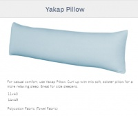 Model: YAKAP PILLOW