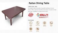 Model: JOLLY TABLE 2060