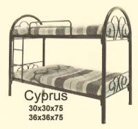 "Model: CYPRUS DOUBLE DECK (30""/30"" & 36""/36"")"