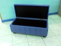 Model: Rectangle storage bench