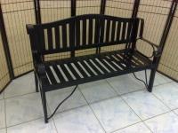 Model: Indoor Bench 1