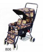 Model: 806 Twin Stroller
