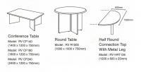 Model: Revol conference table