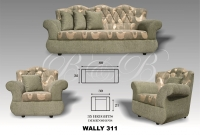 Model: Wally 311