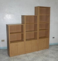 Model: Open bookcase