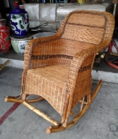 Model: Rocking chair abaca