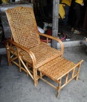 Model: Rattan relaxation chair