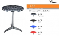 Model: JL-59 aluminum table round