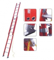 Model: Fiberglass ext. ladder