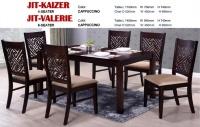 Model: JIT KAIZER (4's) / JIT VALERIE (6's)