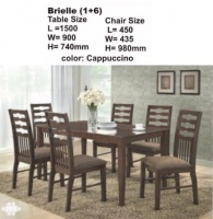 Model: BRIELLE  (6's)